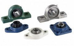 What are self-aligning ball bearings?
