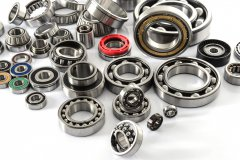 Types of self-aligning ball bearings