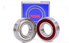 How much high temperature grease should I add to NSK bearings?